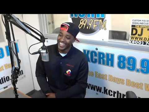 Pharaoh Laze Live on KCRH 89.9 FM Part 1