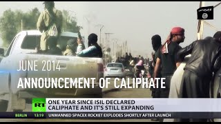 Developing Terror State? One year on ISIS shows no signs of stopping