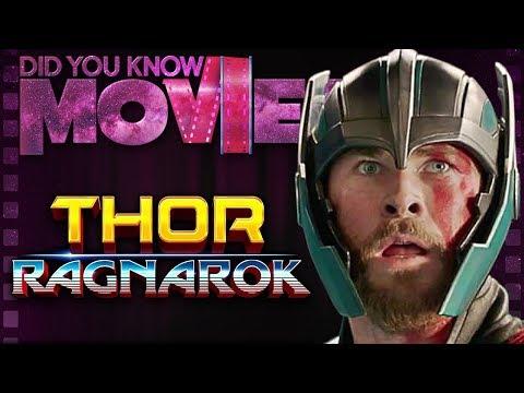 Thor: Ragnarok – How to Make The APOCALYPSE Fun! | Did You Know Movies