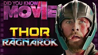 Thor: Ragnarok – How to Make The APOCALYPSE Fun! | Did You Know Movies thumbnail