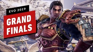 Soulcalibur 6 Evo 2019 Grand Finals (Bluegod VS Yuttoto)