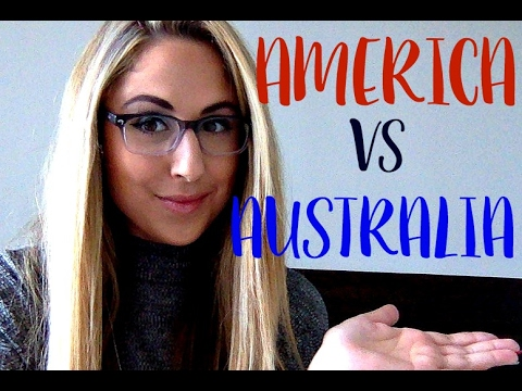 AUSTRALIA VS AMERICA, PT. 2