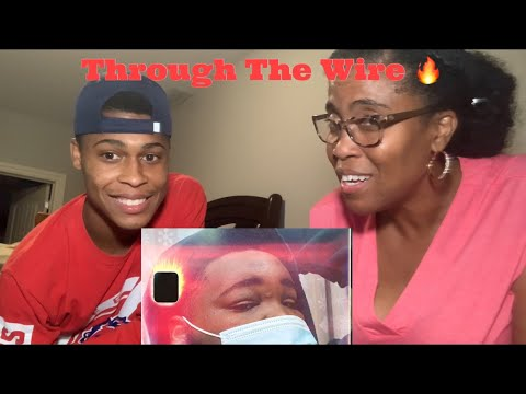 Mom React To Rod Wave - Through The Wire 🎼 (Official Music Video)