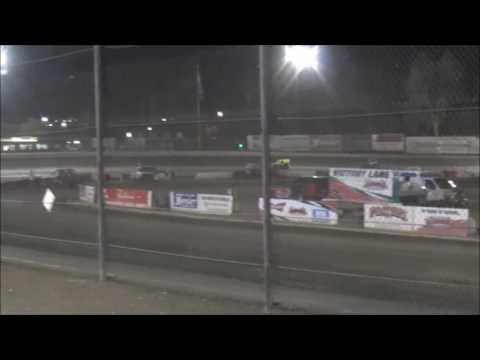 Bakersfield Speedway 8-13-16 CDCRA Dwarf Car Main Event