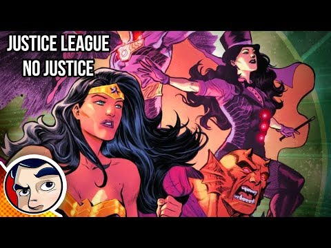 Justice League: No Justice DC Metal Aftermath  Rebirth Complete Story