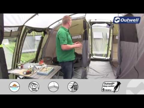 Outwell Tent Alabama 7p 2015 Innovative Family Camping