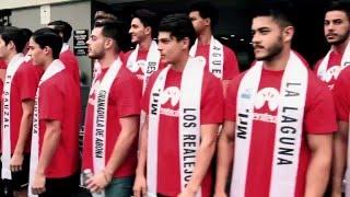 Actividades de candidatos a Mister Tenerife International 2016