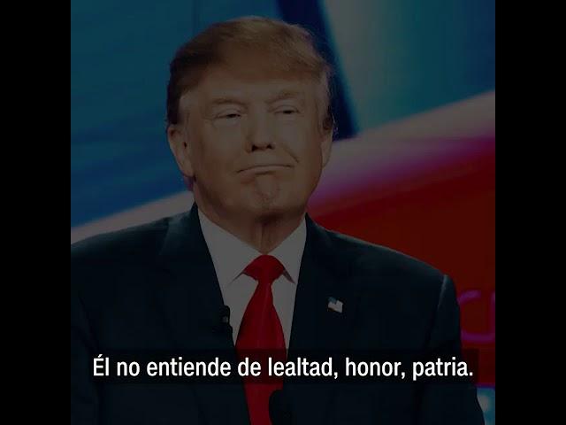 CNN en Español presenta el primer debate entre  Donald Trump y Joe Biden
