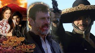 Fuego en la sangre - Capítulo 149: La muerte de Fernando Escandón | Tlnovelas