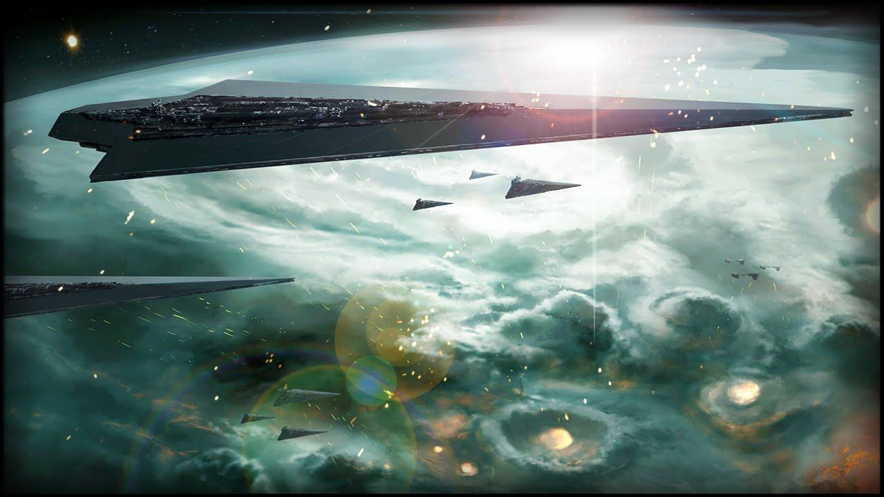 star destroyer wallpaper