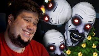 НОВОГОДНИЙ УЖАСТИК С БРЕЙНОМ - Irony of Nightmare