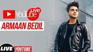 Arman Bedil   🔴 Live    Love You   Releasing Tomorrow