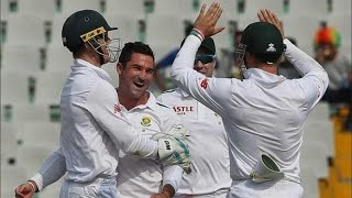 Ind vs SA 1st Test | Dean Elgar Stuns India With 4 Wickets