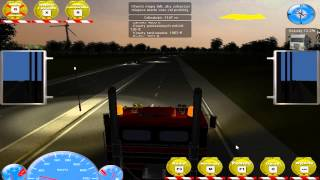 #9 Heavyweight transport simulator 3 - ADR