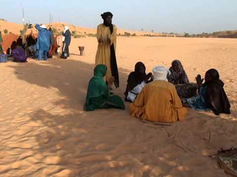Etran Finatawa: The Sahara Sessions - Making Of (Part 1)
