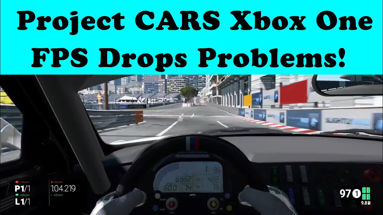 project cars xbox one fps drops youtube. Black Bedroom Furniture Sets. Home Design Ideas