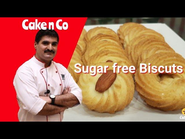 Sugar Free Biscuts Recipe By Cake N Co Youtube