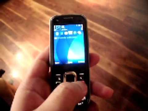 Nokia 6720 Classic 機身介紹