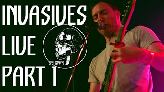 Invasives LIVE at Rocket From Russia Fest 2019 Part 1