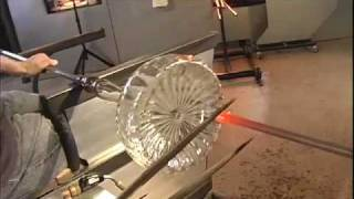 Glass Blowing - Jason Ruff - Decanter series