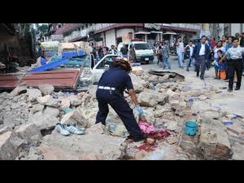 Terremoto en Guatemala 7,5 Grados Ritcher / Earthquake at Guatemala [IGEO.TV]