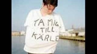 Håkan Hellström- En vän med en bil. Lyrics
