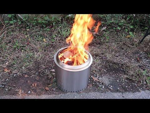 Most Advanced Portable Fire Pit