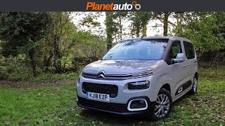 Citroen Berlingo 2018 Review & Road Test | M Feel edition