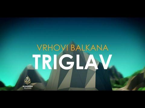 Vrhovi Balkana: Triglav