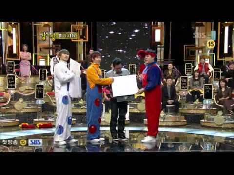 091110 SBS Strong Heart Ep51 Teukigayo cut
