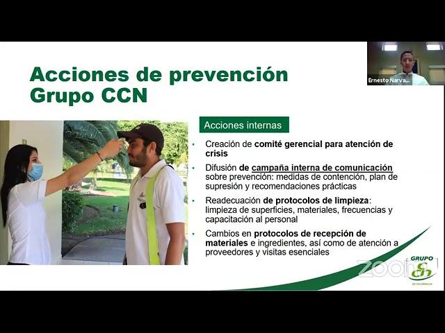 Buenas prácticas de prevención en empresas