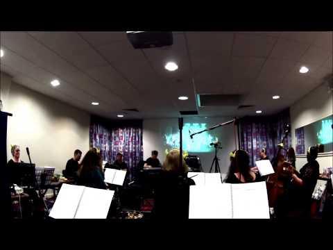 Gadoc Shrek Musical   Orchestra Pit Finale