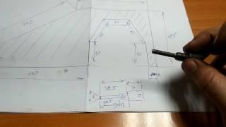 Размеры спецпланки и болта / CX-7 2.3 turbo