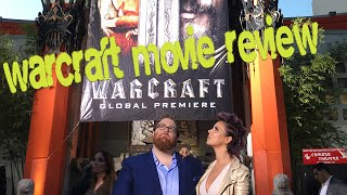 Jesse's SPOILER FREE Warcraft Movie Review