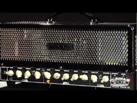 VOX Night Train NT50 Overview