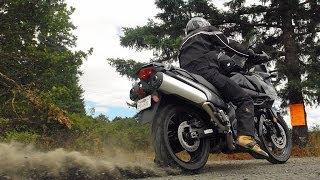 2007 Suzuki V-Strom - AT Comparo II - MotoUSA thumbnail