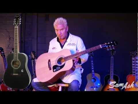 Epiphone DR-100 Acoustic Guitar at Sam Ash Music