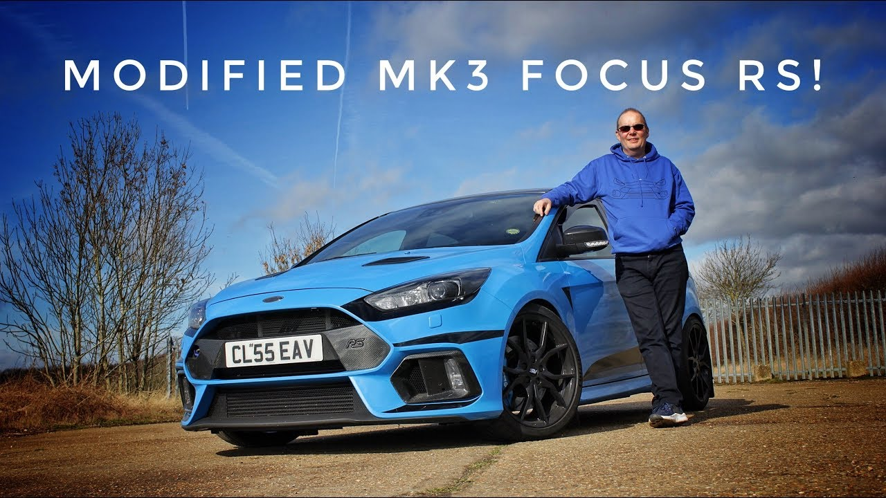 400bhp Modified Mk3 Ford Focus Rs Review Youtube