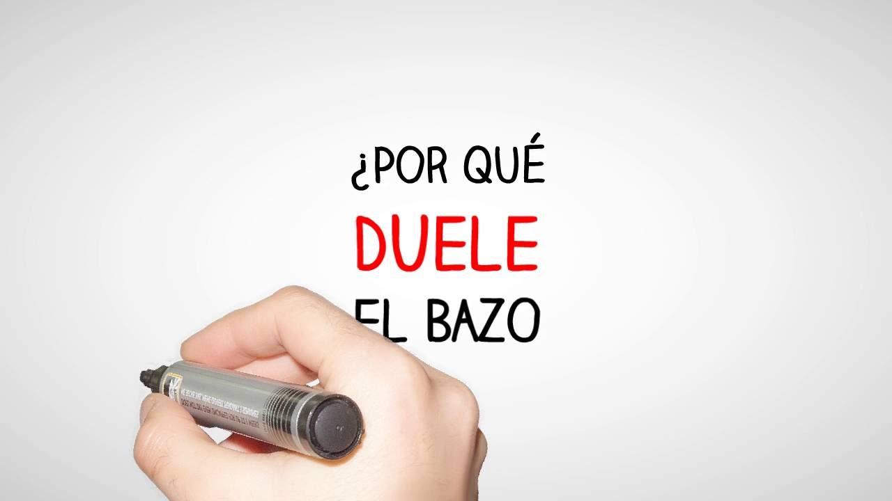 Por Qué Duele El Bazo - YouTube