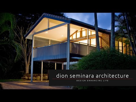 1980s Home renovation by Brisbane architect dion seminara architecture