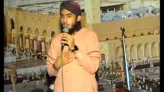 Ya ghous pak aj karam karo. live reciting in mehfil e natt by shakeel attari