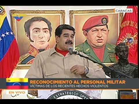 Presidente Maduro repudia muerte de estudiante de URBE en Zulia este 15 de junio