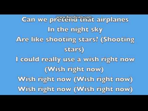 Airplanes Bob Lyrics