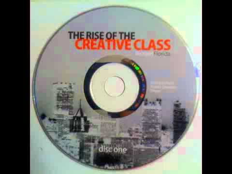 The Rise of the Creative Class Audio Book - Read by Wyatt Jackson
