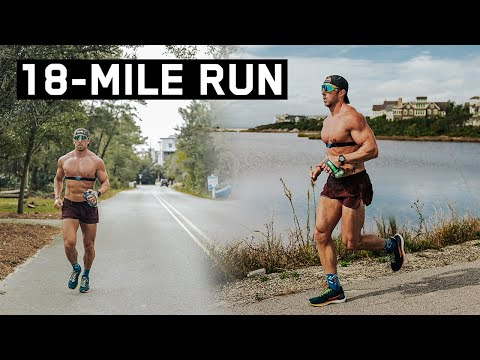 My Nutrition Plan For An 18-Mile Training Run