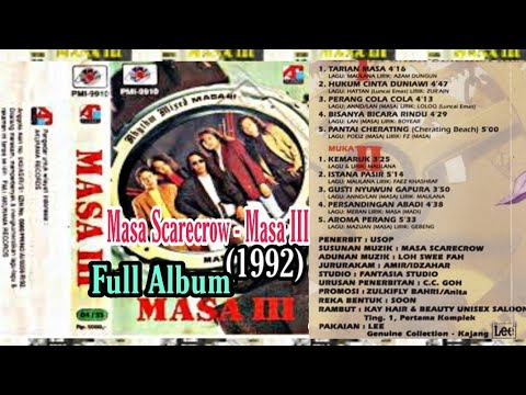 Masa Scarecrow - Masa III (1992) Full Album