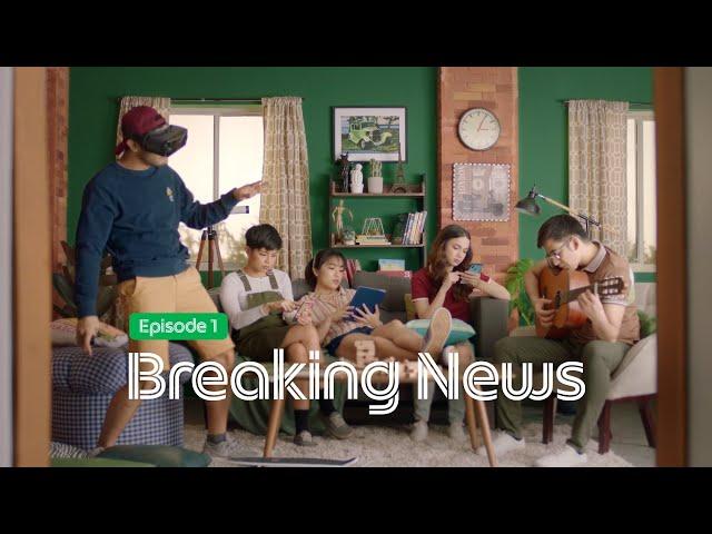 GrabFood   May Breaking News Ang Barkada!   #MasarapPagSamaSama