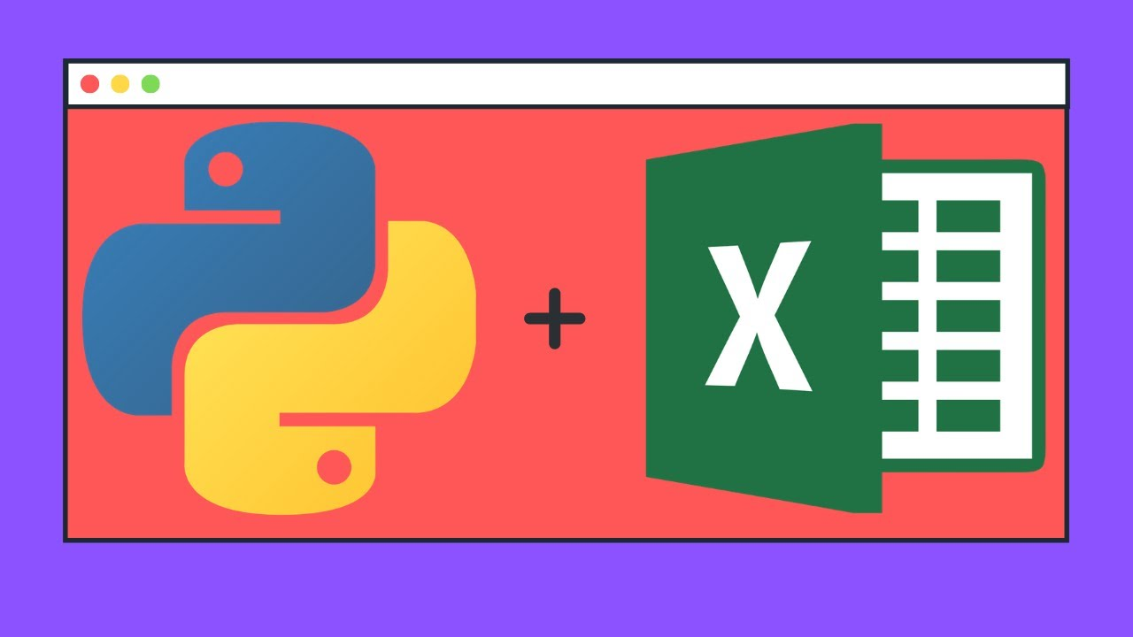 How to Write to Excel Files using Python