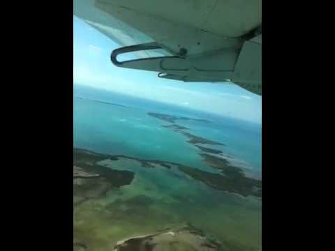 Tropic Air Flight to Belize City