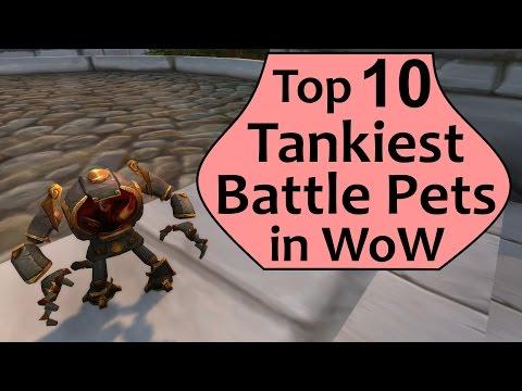 Top 10 Tankiest Battle Pets In World Of Warcraft